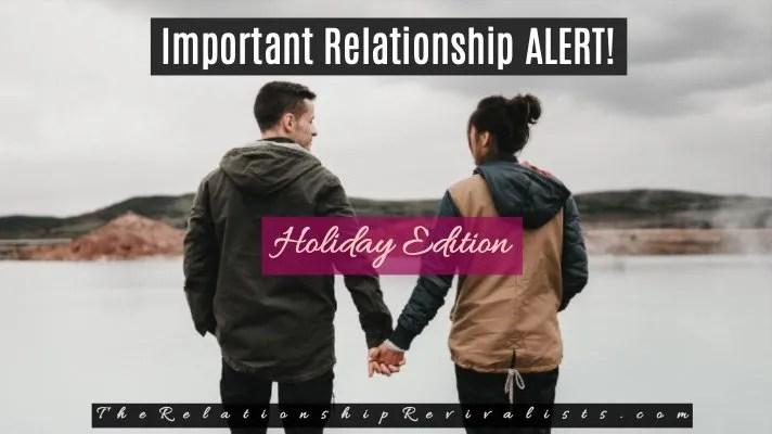 Important Relationship Alert