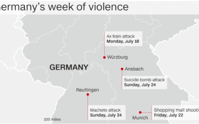 Suicide bomber in Germany pledged allegiance to ISIS leader