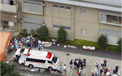 Japan knife attack suspect: 'It's better that the disabled disappear'