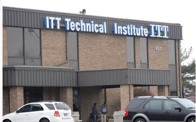 ITT Tech shutting down all campuses nationwide