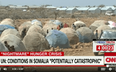 20 million at risk of starvation in world's largest crisis since…