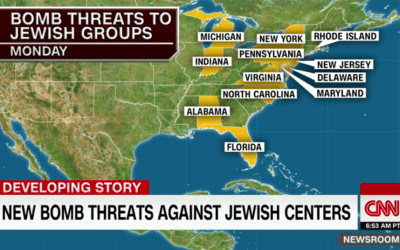 New threats to US Jewish centers