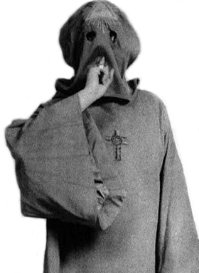 Aleister Crowley and the Sign of Silence (also known as Sign of Hoor Paar Kraat / Harpocrates / Horus).