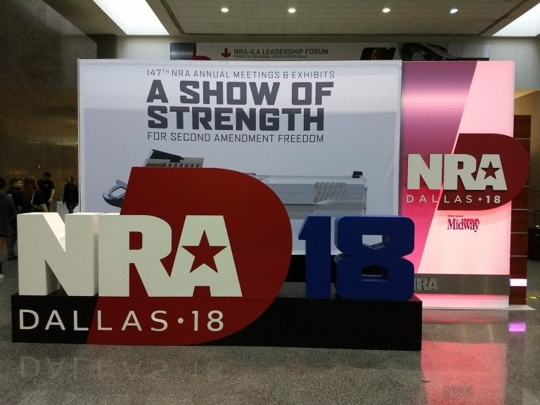 NRA Annual Meeting 2018
