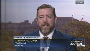 Stephen Gutowski C-SPAN