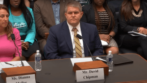 David Chipman testifies at a 2019 House Judiciary Committee Hearing on assault weapons