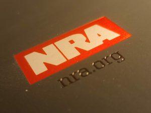 The National Rifle Association's logo
