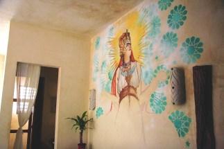 Ahau In-Room Mural