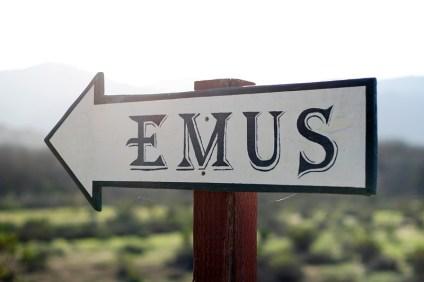 Emu Sign