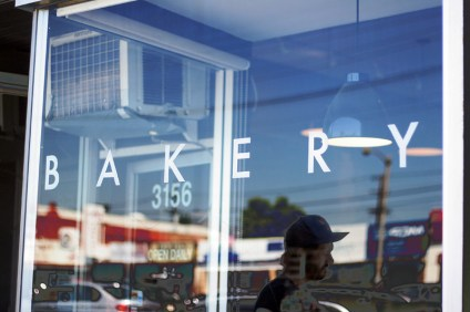 Proof Bakery Sign