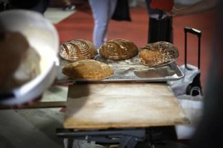 Communal Bread Baking