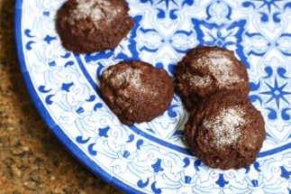 Kahlo (Mexican chocolate) Cookies