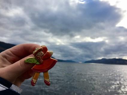A cruise along Loch Ness!