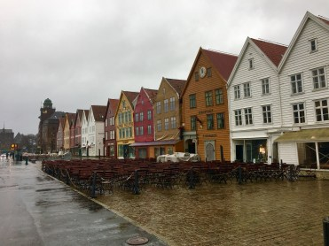 Bergen's Beautiful Buildings