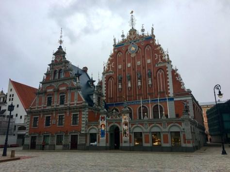 Riga's House of the Blackheads