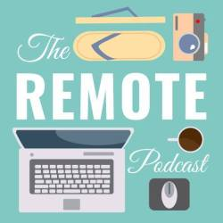 The Remote Podcast | Location Independent Interviews Cover Art