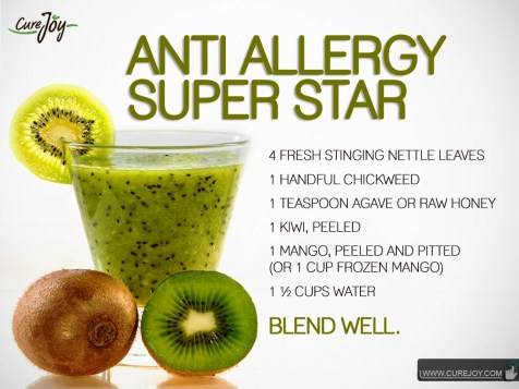 Anti-Allergy Super-Star