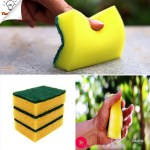 What is in a Cleaning Sponge?