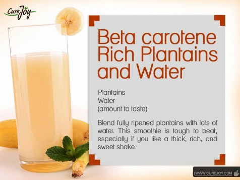 66.Beta-Carotene-Rich-Plantains-and-Water