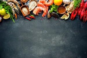seafood-table