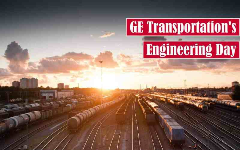 GE Transportation's Engineering Day Free Featured Image