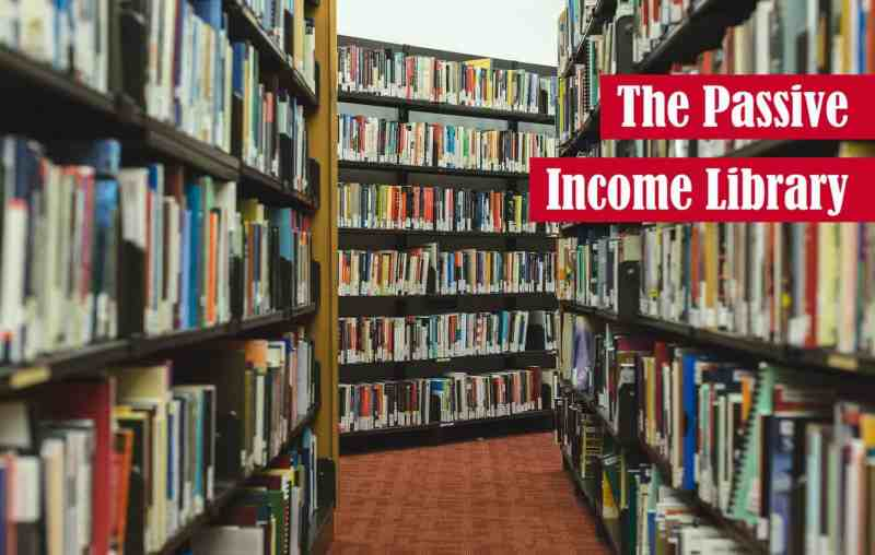 The Passive Income Library - The Renegade Coder