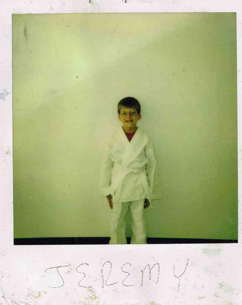 White Belt - Jeremy Griffith