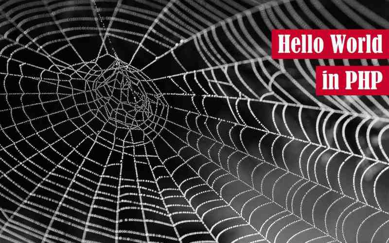 Hello World in PHP Featured Image
