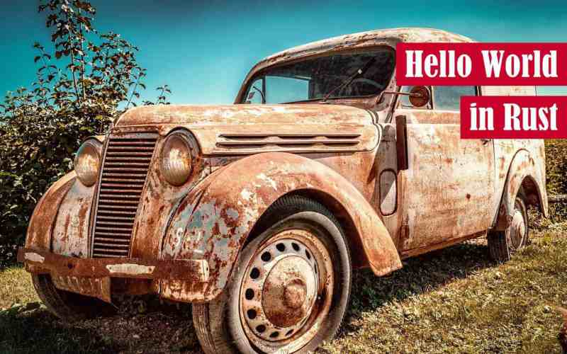 Hello World in Rust Featured Image
