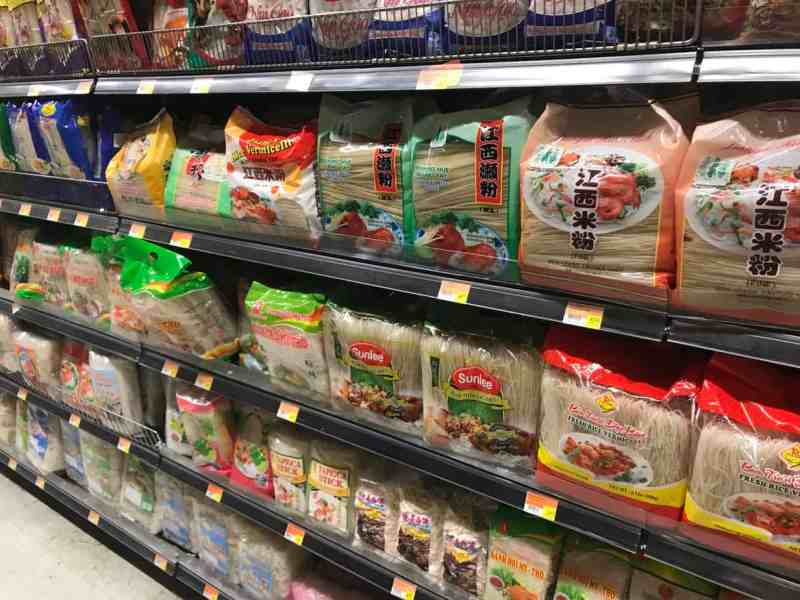 Buford Highway Farmers Market Asia