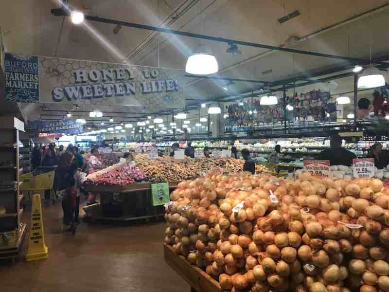 Buford Highway Farmers Market Produce