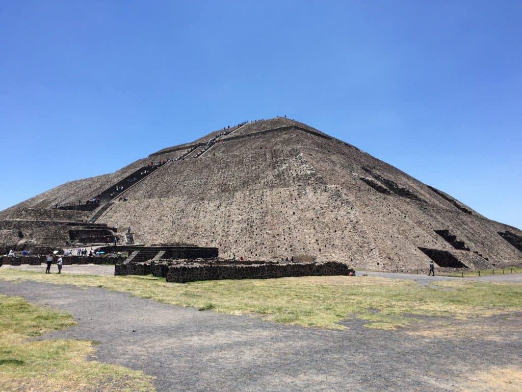 Mexican Pyramid