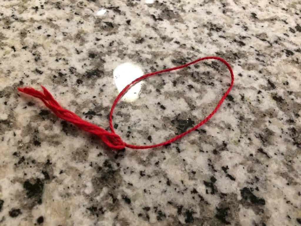 Red Championship String