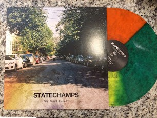 State Champs The Finer Things Record