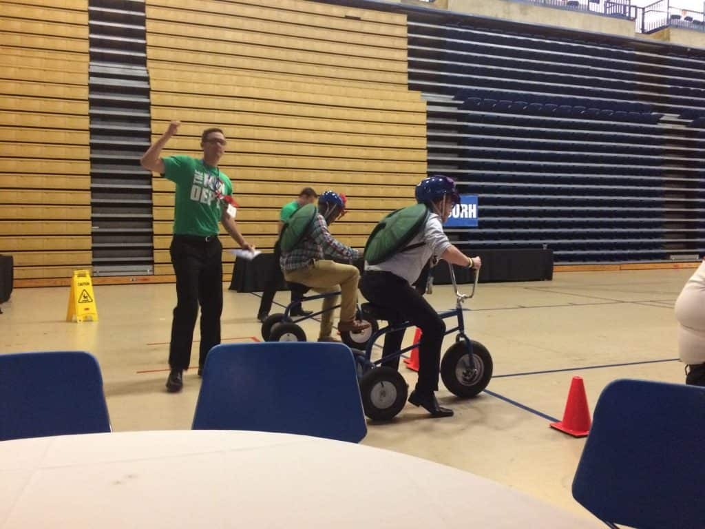 NACURH Bike Race at University of Delaware