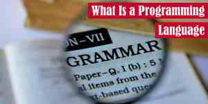 What is a Programming Language Featured Image