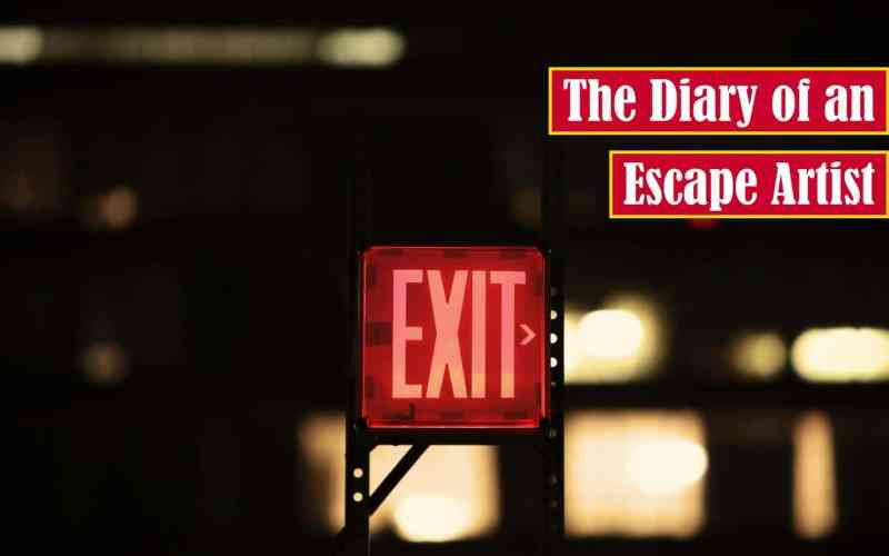 The Diary of an Escape Artist Featured Image