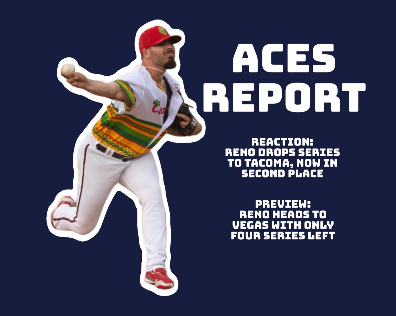 Blog: Aces Report - Reno drops second straight series, at