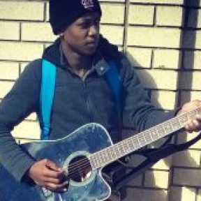 HIP HOP POETRY: Lisakhanya Qinisile, also known as EmmzaQue, has released his single track called 'Can I follow you' Picture: SUPPLIED