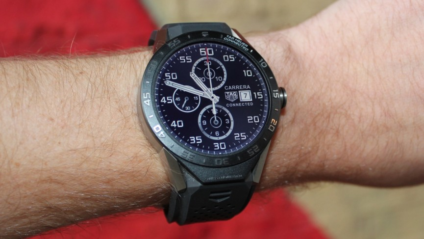 Tag Heuer Connected Replica SmartWatch