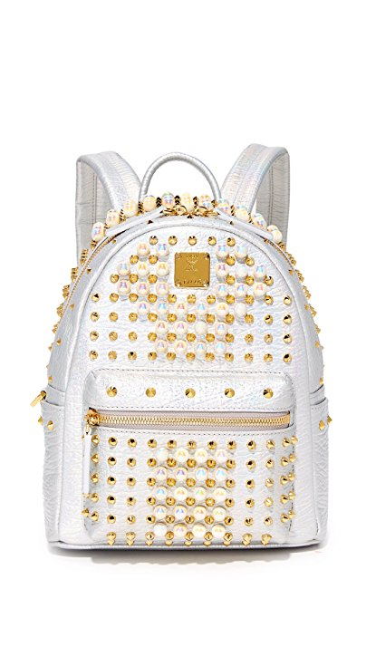 replica mcm backpack