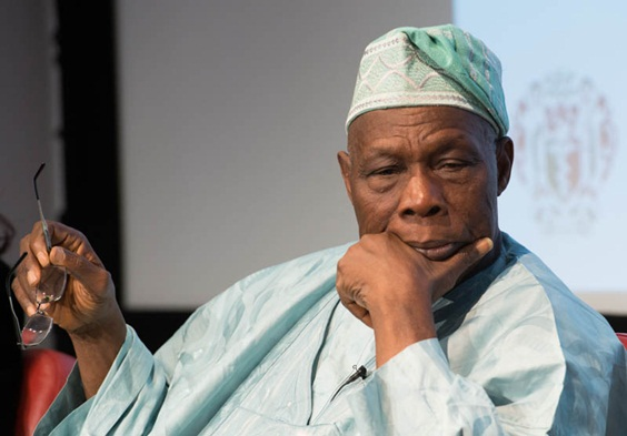 Image result for obasanjo