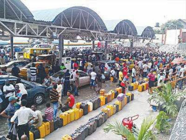 Fuel-scarcity