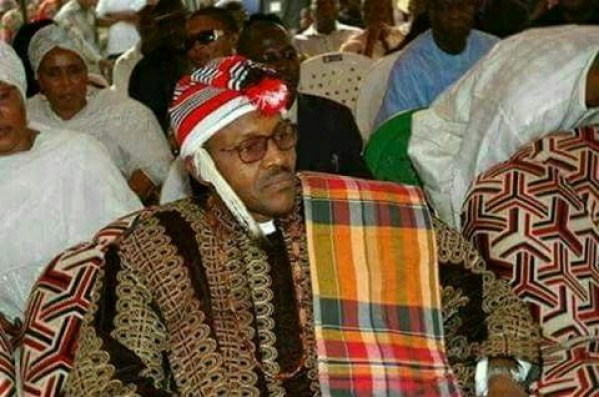 buhari-in-igbo-attire