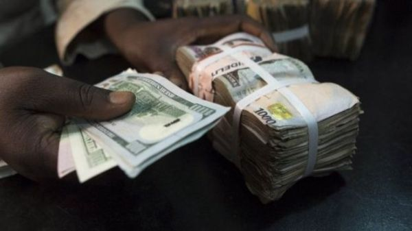Naira-against-dollars