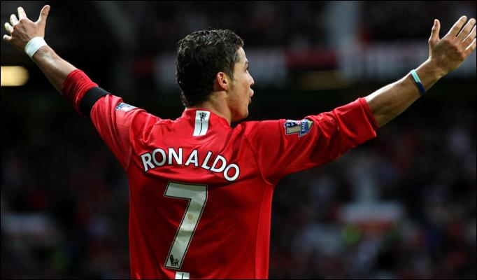 Image result for Man Utd great Cristiano Ronaldo