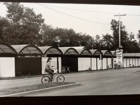 Chateauguay Park Pool 1974