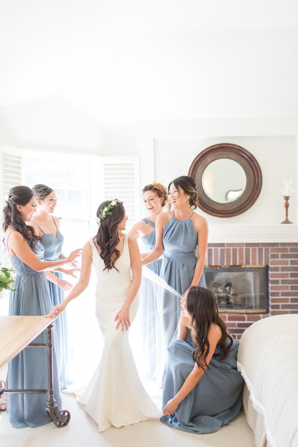 Kennedy Blue Bridesmaids Dresses Images