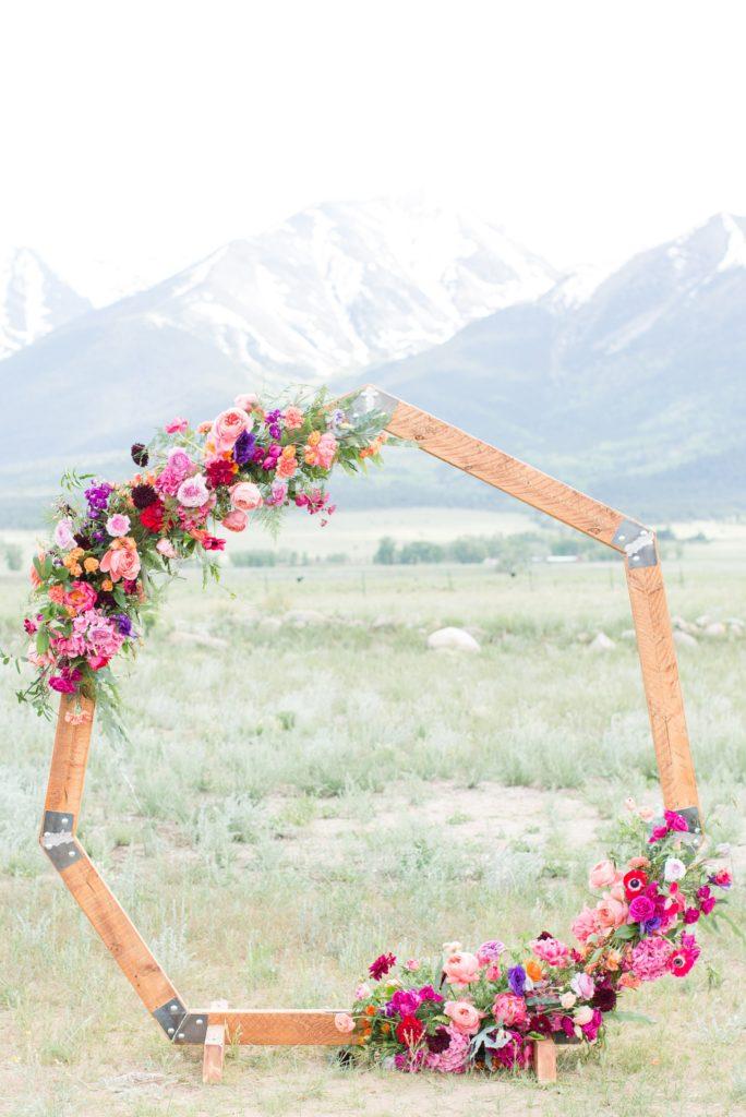 The barn at Sunset Ranch Buena Vista Colorado Wedding Venue. Colorado Wedding Photographer Theresa Bridget Photography. Colorado mountain wedding venues.