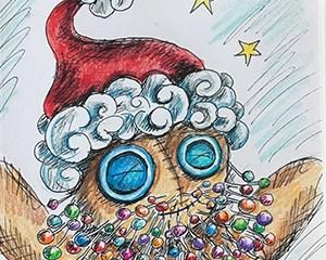 VooDood Santa